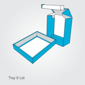 Tray and Lid Style
